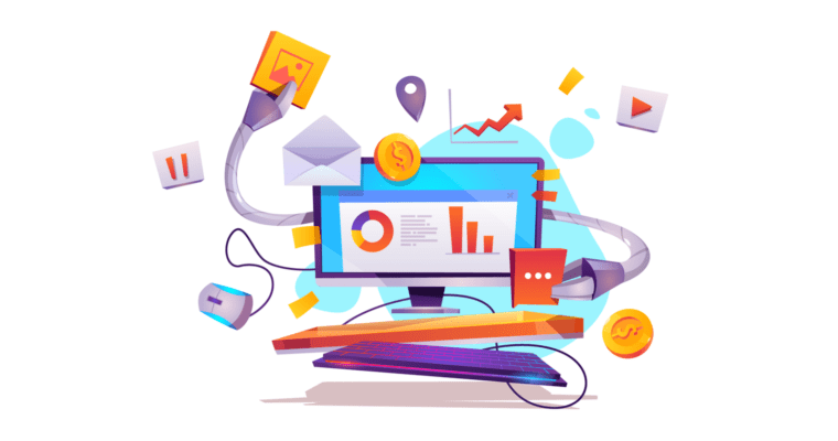 content marketing digital acrobat